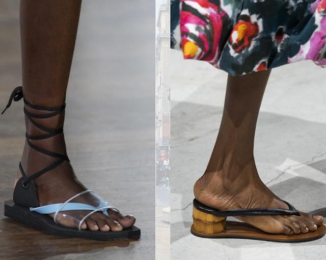 Модная обувь весна-лето 2020 8-2