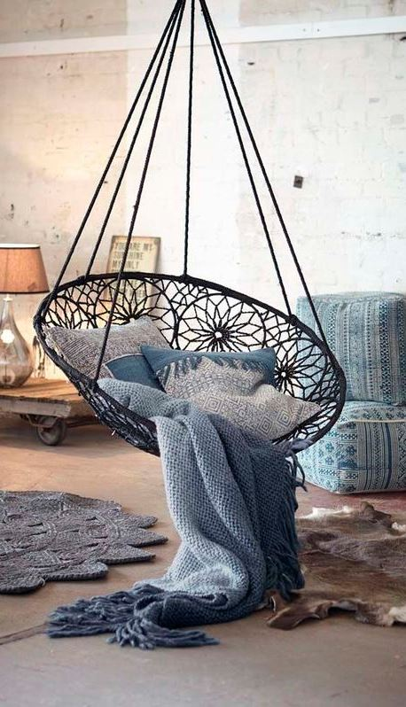 Gypsy Home Decor Idea