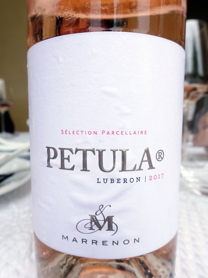Marrenon Petula 2017 (89 pts)