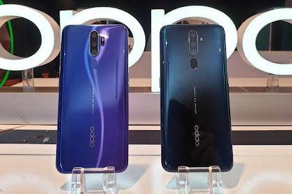 Review Oppo A9 Smartphone 4 Kamera Super 48 MP