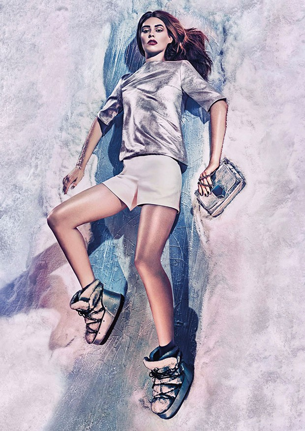 Jimmy Choo Cruise Campaign 2016