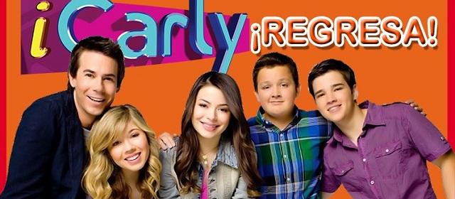 iCarly regresa con nueva temporada en la plataforma de streaming Paramount