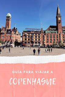 Guia viajar a Copenhague