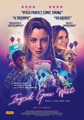 Ingrid Goes West 2017 Dual Audio Hindi 720p BluRay 800mb