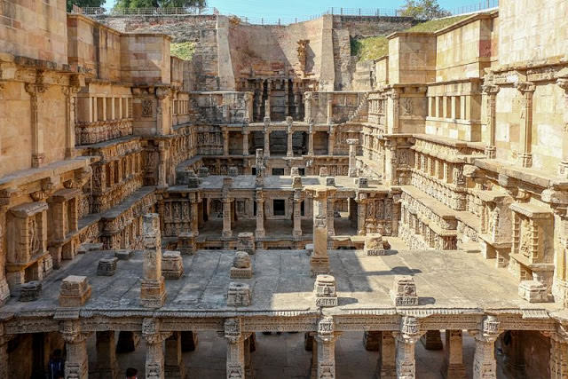 UNESCO World Heritage Sites, Rani Ki Vav, Step Well Gujarat