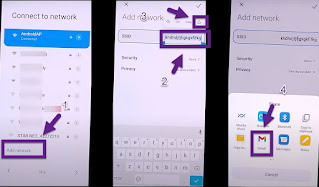 Unlock FRP Xiaomi Redmi Note 10s Bypass Google Account Android 11