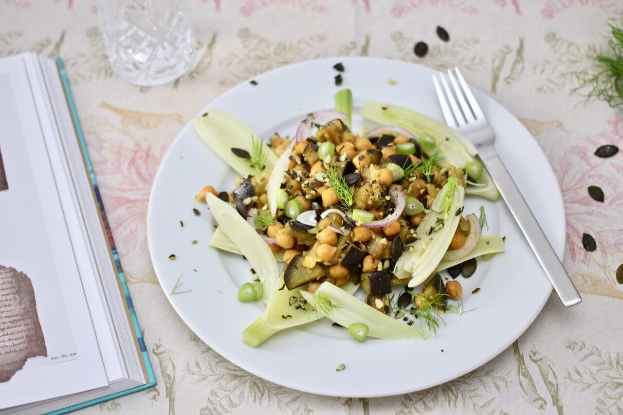 Kichererbsencurry mit Fenchel Rezept