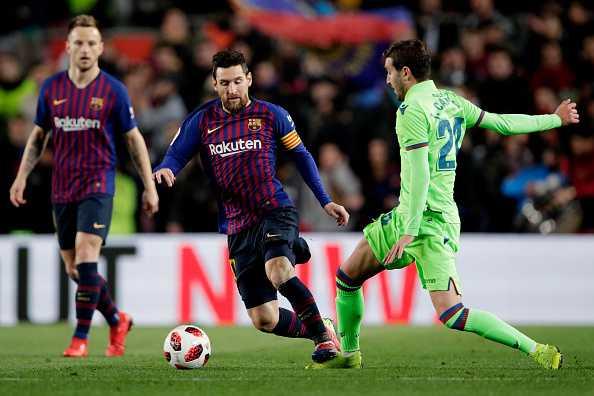 معلق وموعد مباراة برشلونة وليفانتي القادمة والقنوات الناقلة في الدوري الإسباني