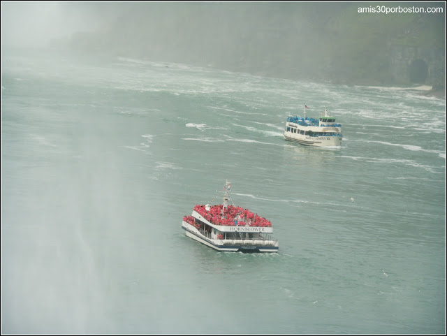 Maid Of The Mist, Niagara Falls State Park
