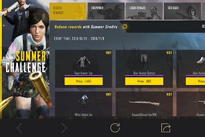 Event Skin Gratis PUBG Mobile