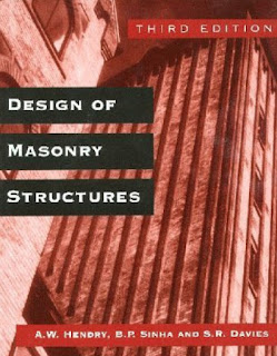 Download Design of Masonry Structures PDF by A.W. Hendry, B.P. Sinha and S.R. Davies