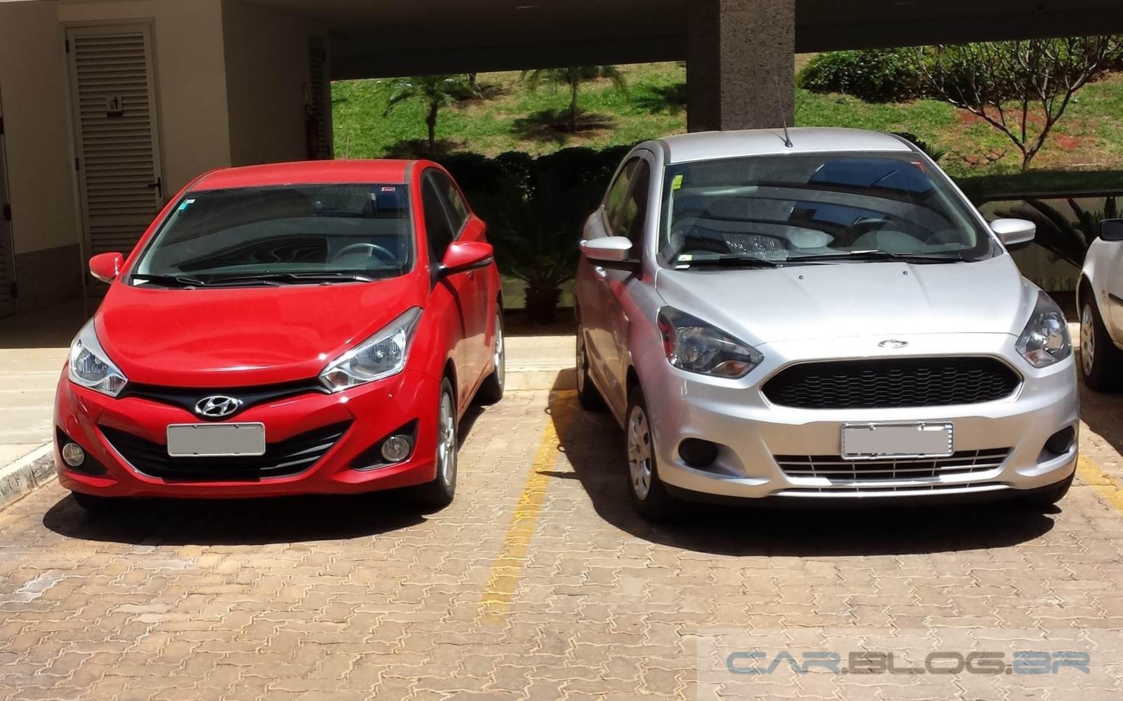 Ka X Onix X Palio Hyundai Hb O Carro Mais Vendido