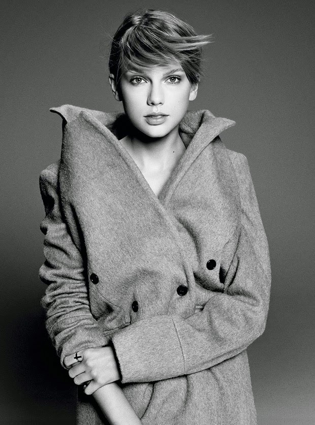 Taylor Swift for Harper's Bazaar Germany by Paola Kudacki