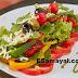 ஆலிவ் அண்ட் பெப்பர் சாலட் ரெசிபி | Olive and Pepper Salad Recipe !