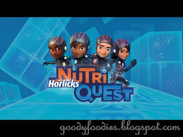 horlicks nutriquest game