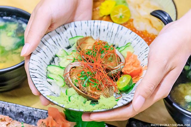 MG 3033 - 熱血採訪│台中隱藏版北海道三色丼,還有帥氣小鮮肉為你服務的岡崎日式料理!(已搬遷)