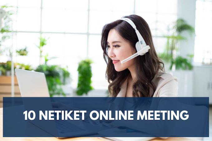 10 Netiket Online Meeting
