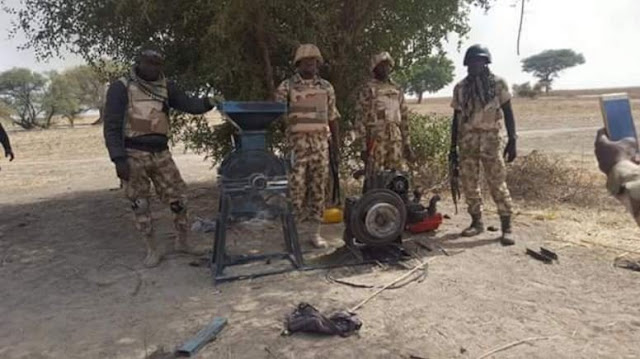 Five dead, 14 injured as terrorists strike in Maiduguri