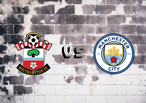 Southampton vs Manchester City  Resumen y Partido Completo