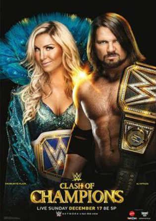 WWE Clash Of Champions PPV WEB-DL 950MB 17 December 2017 Watch Online Free Download Worldfree4u 9xmovies