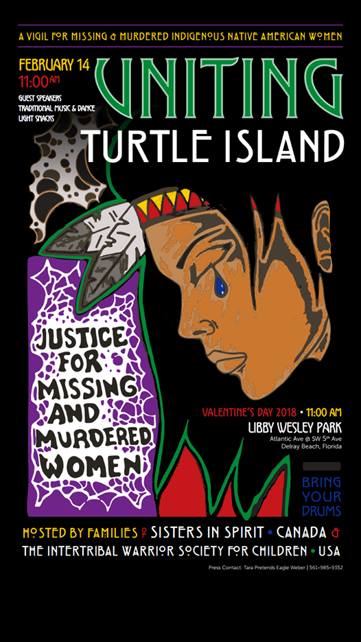 CENSORED NEWS: Vigil for Missing and Murdered Native Women