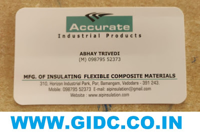 ACCURATE INDUSTRIAL PRODUCTS - 9879552373