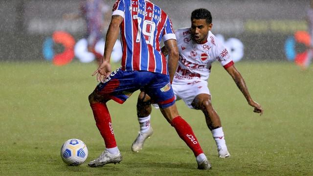 Bahia passa pelo Vila Nova e avança às oitavas da Copa do Brasil