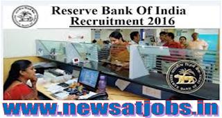 rbi-recruitment-2016