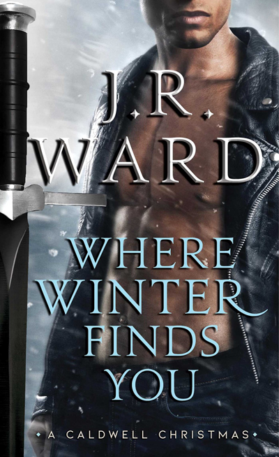 Book Review: Where Winter Finds You (Black Dagger Brotherhood #17.5) by J. R. Ward