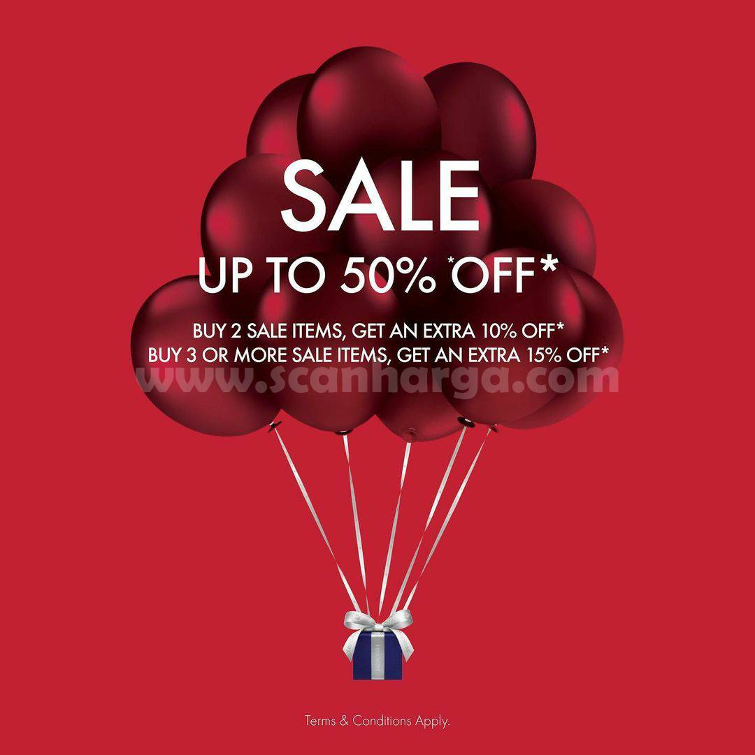 Swarovski End Of Season Sale –  Disc. Up To 50% Off On Selected Items