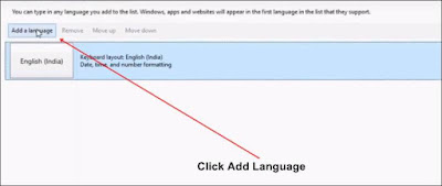 Raavi Font Typing Tutor on Windows