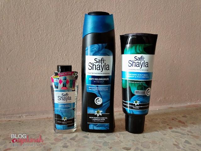 Tips rambut sihat, tips penjagaan rambut untuk wanita berhijab, rambut berkelemumur