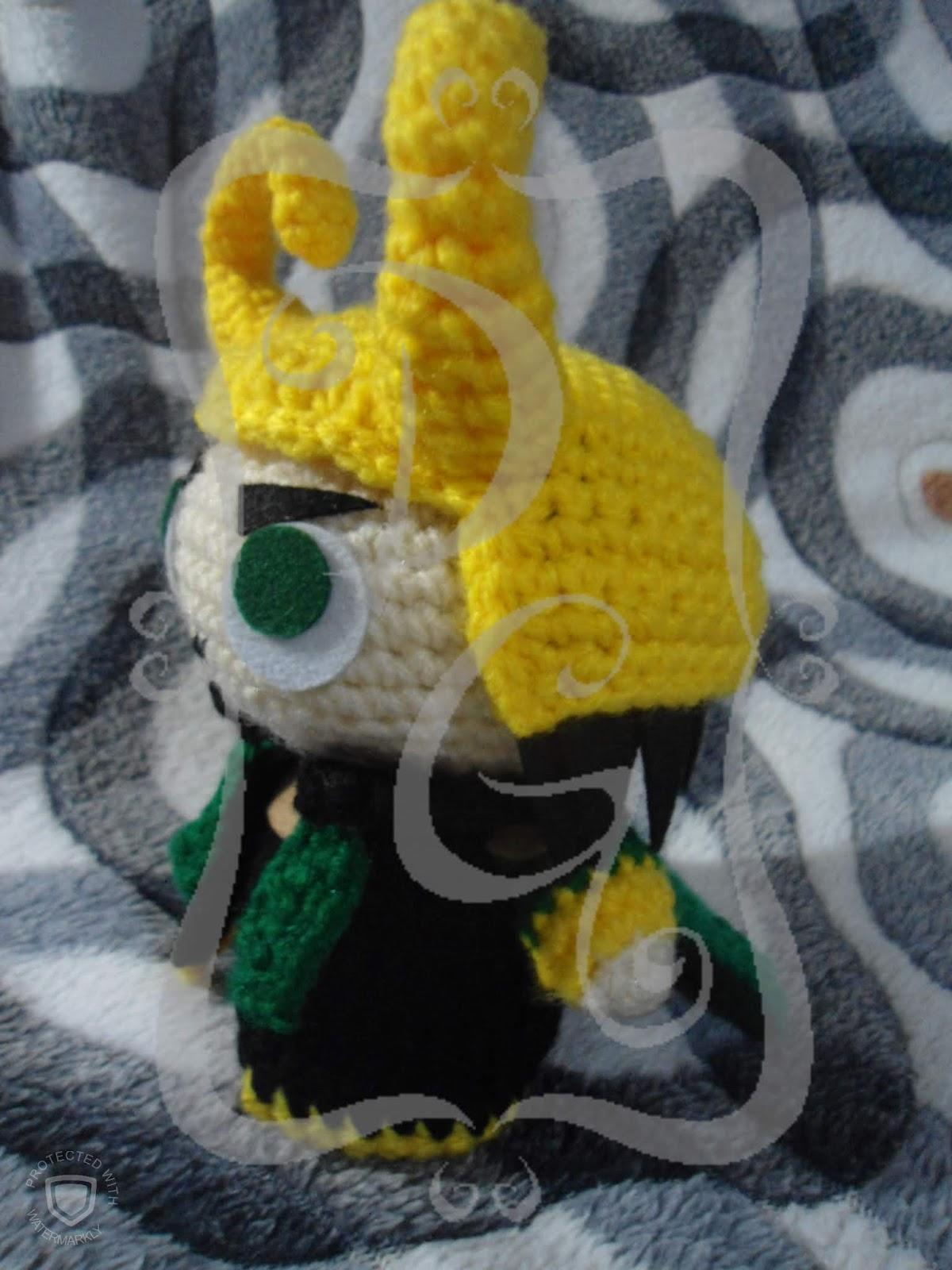 Julia's Crochet Dolls - Marvel - Wayward Pineapple Creations   1600x1200