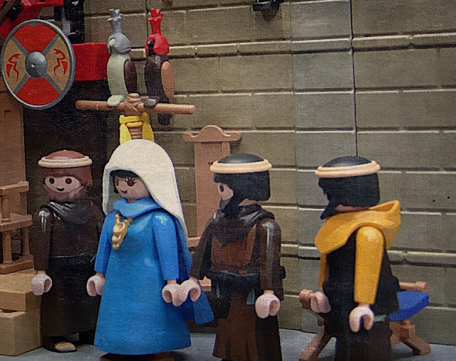 Playmobil Custom Vikings