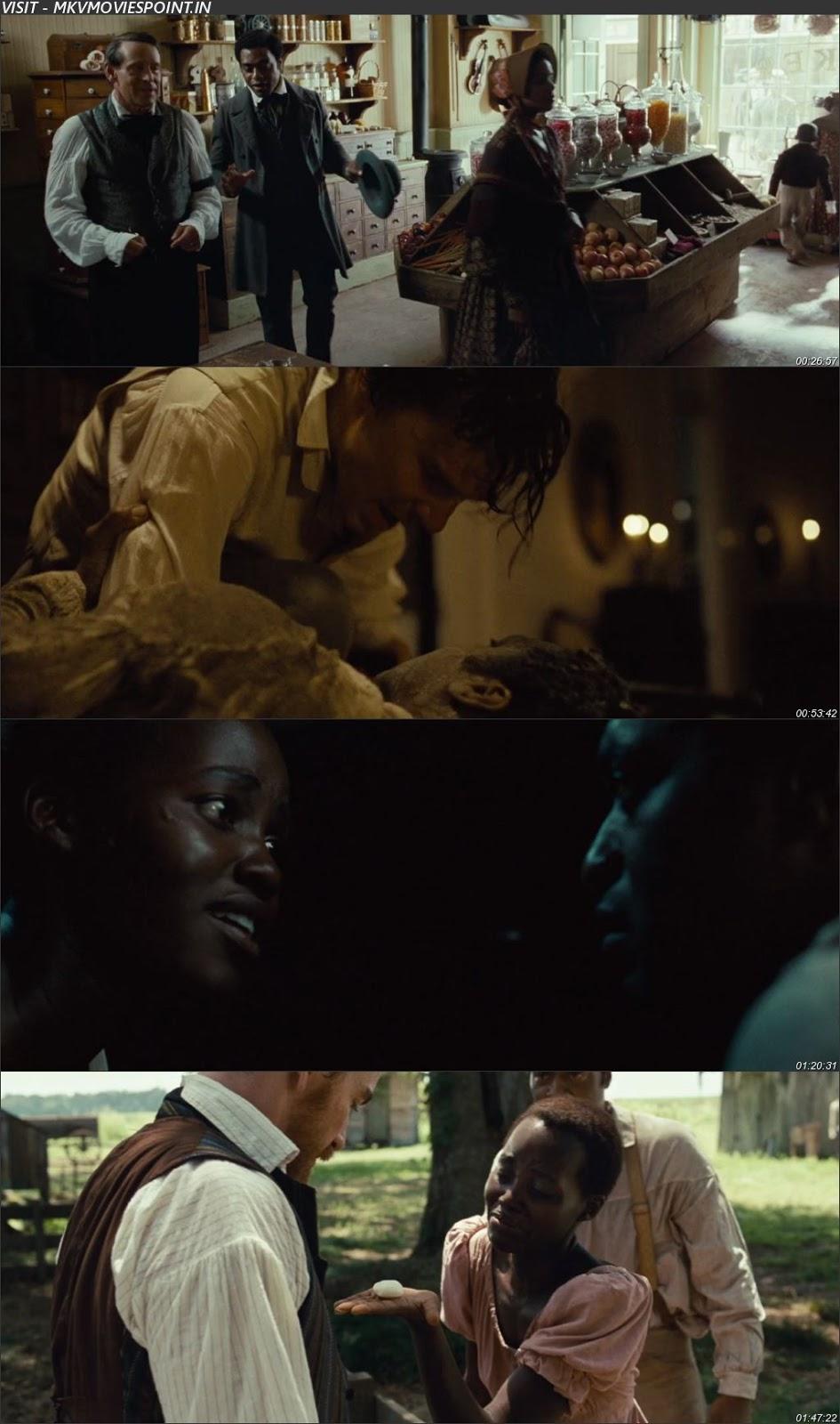 12 Years a Slave 2013 720p BRRip Dual Audio In Hindi
