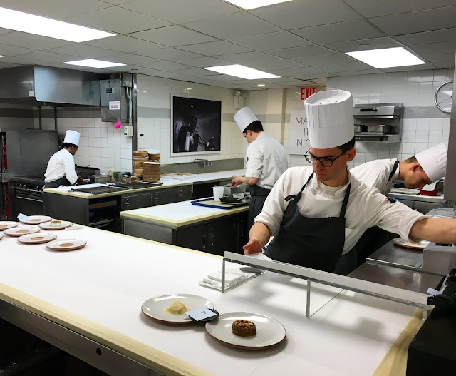 Eleven Madison Park Kitchen - Garde Manger