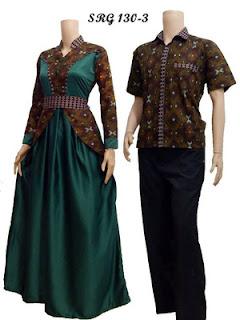 baju batik sarimbit couple
