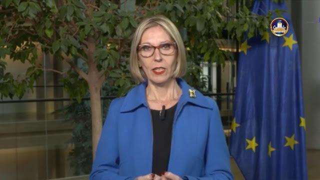 Eurodiputada Beatriz Becerra acusa al régimen de extorsionar a venezolanos con el CLAP
