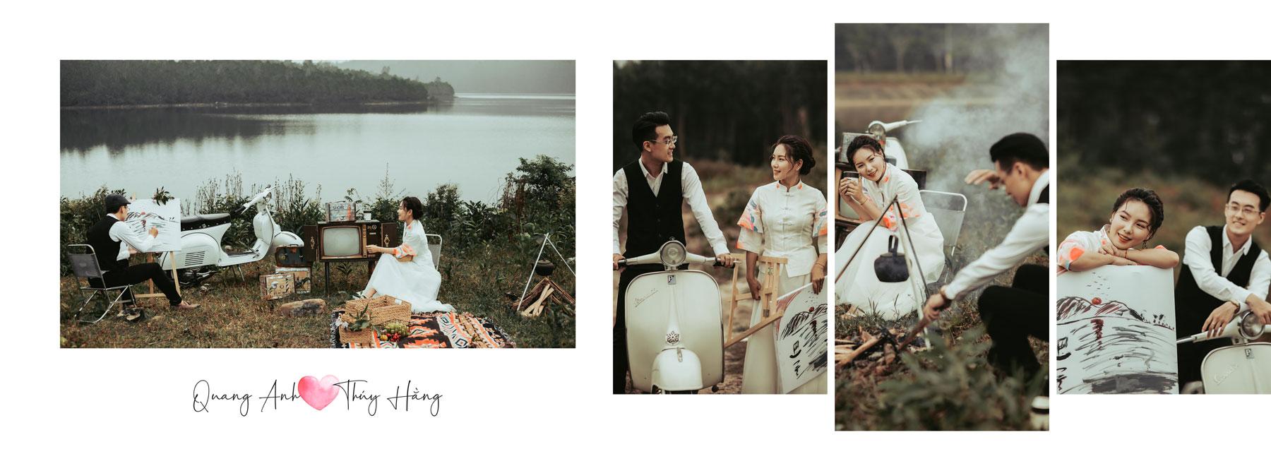 Album cưới đẹp