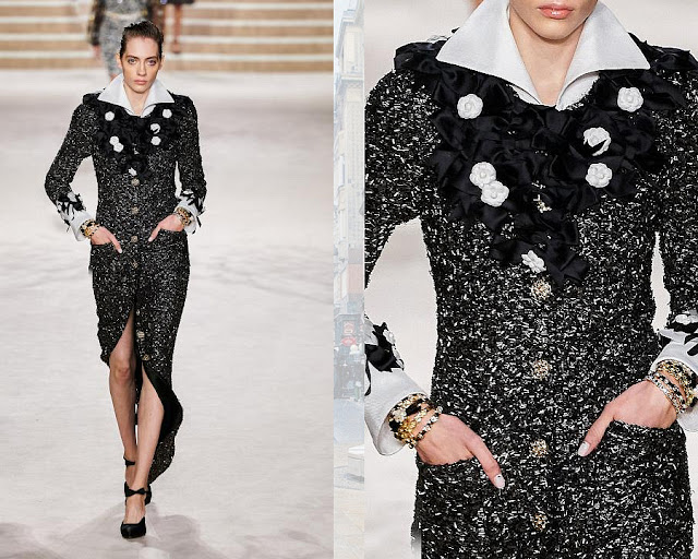 Показ моды Chanel Pre-Fall 2020-2021 10