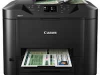 Canon MAXIFY MB5450 Driver Download - Mac, Windows
