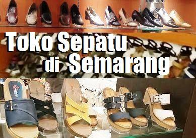 toko sepatu original di Semarang