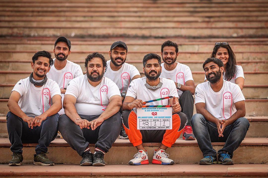 Direction Team of Qismat 2