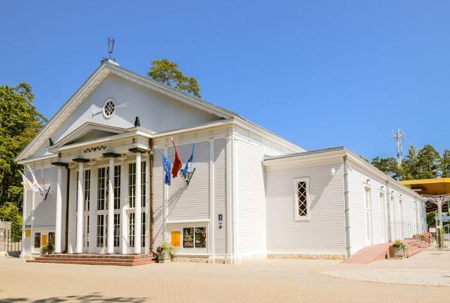 концертный зал Дзинтари в Юрмале