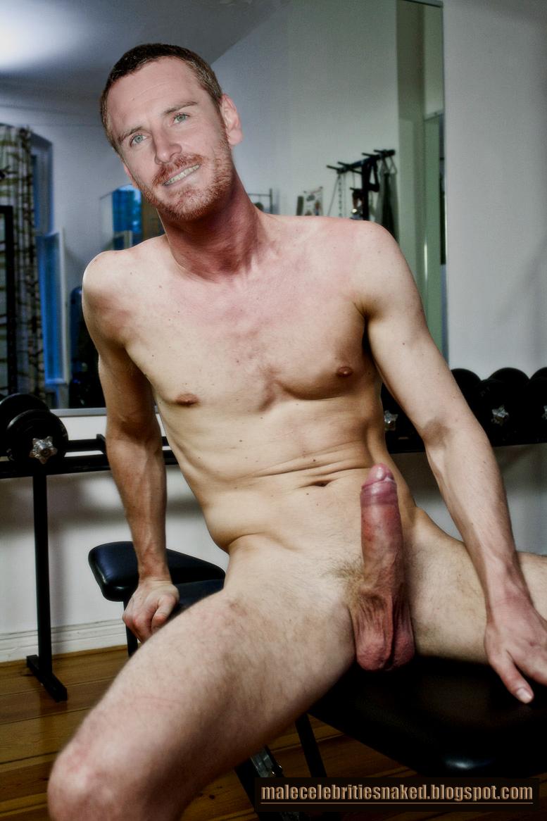 Michael fassbender naked