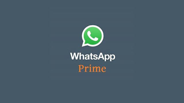 Download WhatsApp Prime APK Terbaru