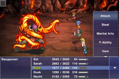 Final Fantasy Dimensions para iOS e Android dia 31 com preço revelado 1