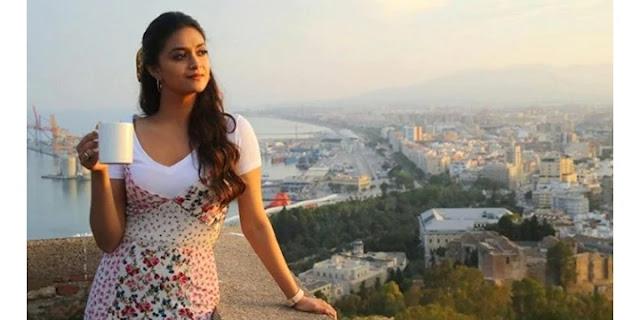 Miss india movie review : कीर्ति सुरेश की फिल्म एक मूर्खतापूर्ण लत्ता-से-समृद्ध कहानी है