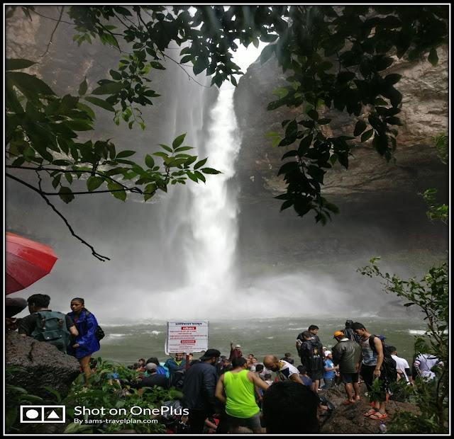 Devkund waterfall, hidden waterfall