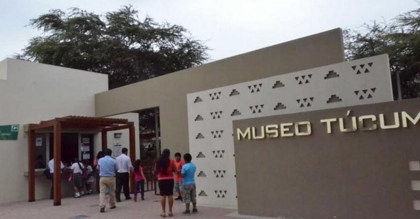 Ingreso a museos de Lambayeque será gratuito mañana domingo - INGRESO LIBRE (Ley N° 30599)